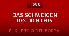 Película Das Schweigen des Dichters