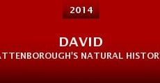 David Attenborough's Natural History Museum Alive (2014)