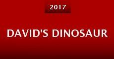 Película David's Dinosaur