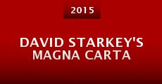 Película David Starkey's Magna Carta