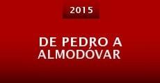 Película De Pedro a Almodóvar