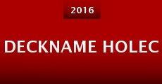 Ver película Deckname Holec