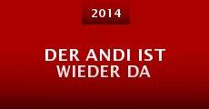Der Andi ist wieder da (2014) stream