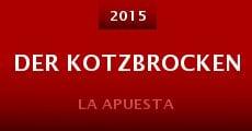 Ver película Der Kotzbrocken