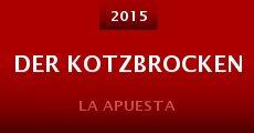 Der Kotzbrocken (2015)