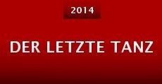 Der letzte Tanz (2014) stream