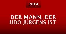 Película Der Mann, der Udo Jürgens ist