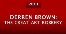 Película Derren Brown: The Great Art Robbery