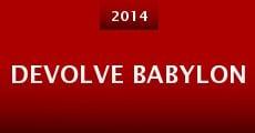 Devolve Babylon (2014) stream