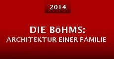 Die Böhms: Architektur einer Familie (2014) stream