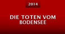 Película Die Toten vom Bodensee