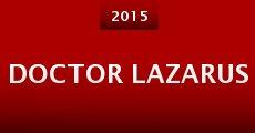Película Doctor Lazarus