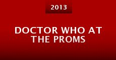 Película Doctor Who at the Proms