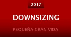Película Downsizing