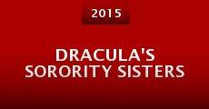Película Dracula's Sorority Sisters