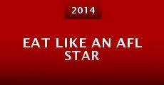 Película Eat Like an AFL Star