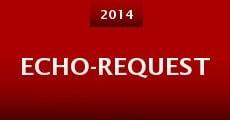 Echo-Request (2014) stream