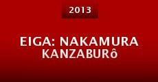 Eiga: Nakamura Kanzaburô (2013) stream
