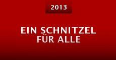 Ver película Ein Schnitzel für alle
