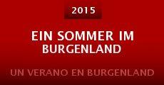Película Ein Sommer im Burgenland