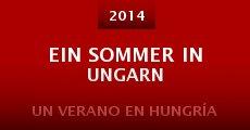 Película Ein Sommer in Ungarn