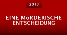 Ver película Eine mörderische Entscheidung
