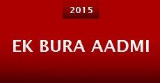 Película Ek Bura Aadmi