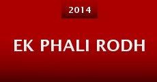 Película Ek Phali Rodh