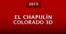 Película El Chapulín Colorado 3D