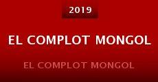 Película El complot mongol