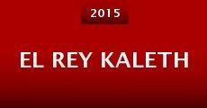Película El rey Kaleth