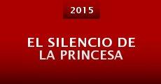 Película El silencio de la princesa