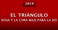Película El triángulo rosa y la cura nazi para la homosexualidad