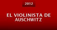 Película El violinista de Auschwitz