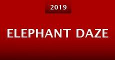 Película Elephant DaZe