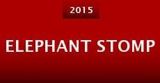 Película Elephant Stomp