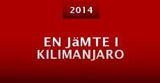 Película En jämte i Kilimanjaro