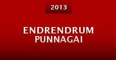 Película Endrendrum Punnagai