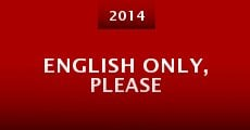 Película English Only, Please