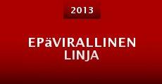 Epävirallinen linja (2013) stream