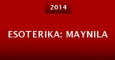 Película Esoterika: Maynila