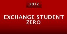Exchange Student Zero