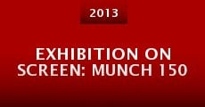 Película Exhibition on Screen: Munch 150