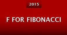 Película F For Fibonacci