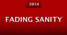 Fading Sanity (2014) stream