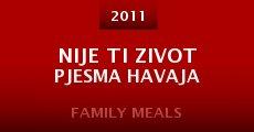 Ver película Family Meals