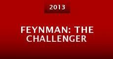 Película Feynman: The Challenger