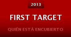 Película First Target