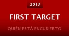 First Target (2013) stream