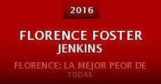 Película Florence Foster Jenkins